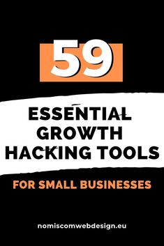 So, you may be wondering if you are already using the right growth hacking tools. This article will show you tools that will help your small business or startup growth hacking like a boss. Marketing Automation, Inbound Marketing, Marketing Tools, Content Marketing, Digital Marketing, Growth Hacking, Competitor Analysis, Startups, Web Design