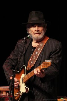 Image detail for -Merle Haggard And Kris Kristofferson Perform At The Greek Theatre