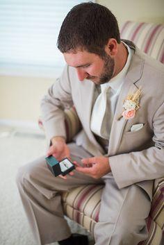 Contemplative groom. Image by Nicole Corrine