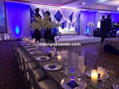 One Stop Party Decor Rentals San Jose | Sacramento iDesignEvents Studio 916.396.7067 - LOW COST Party Rentals | Decor Rentals | Linen & Chair Cover Rentals we work with your budget, CLICK HERE