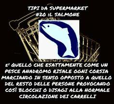 Supermarket's things: Tipi da supermarket #20 Salmone
