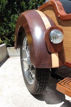 Wood on Wheels
