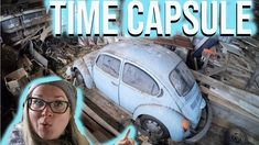 🚘Found a Special Surprise in this Abandoned Time Capsule House🚘 Social Media Channels, Time Capsule, Vw Beetles, Science And Technology, Ontario, Don't Forget, Abandoned, 1970s, Watch
