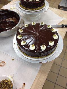 Pistachio Torte!!
