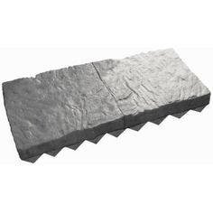 Buy Emsco Group 2132HD 10' Trimfree Lawn Border, 5 Pieces/Sections, Slate at Walmart.com