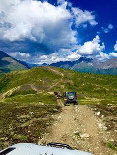 Jeepin' in Alaska