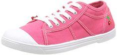 Le Temps des Cerises  Ltc Basic 02,  Damen Sneaker , Pink - Pink - Rose (Kiss) - Größe: 37 - http://on-line-kaufen.de/le-temps-des-cerises/37-eu-le-temps-des-cerises-ltc-basic-02-damen-28