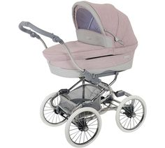 Bebecar Stylo Class Combination Pushchair - Candy Floss http://www.parentideal.co.uk/argos---pushchairs-prams.html