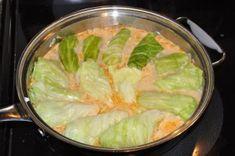 Stuffed Cabbage (Plnená Kapusta or Holubky) recipe - Slovak Cooking