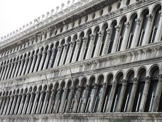 Columns of Venice by Odi Kletski : Strarting at $37:00