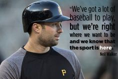 Neil Walker on what to expect for the rest of the season during his post-game interview on Sunday, 7/20/14.