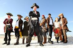 Pirate wedding that will knock yer boots off | Offbeat Bride