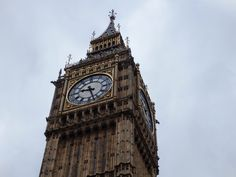 Bucket List Checkoff: London, England