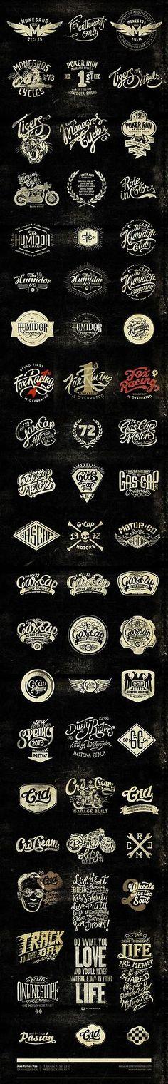 Board Logos Make it by Alex Ramon Mas Studio www.alexramonmas.com