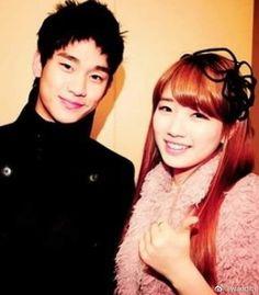 Encantadores  😍  #KimSooHyun #Suzy Suzy