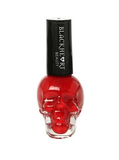 Blackheart Red Pumps Nail Polish   Hot Topic
