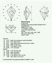Gem Faceting Diagrams - Bing images Bing Images, Diagram, Gems, Words, Diamond, Rhinestones, Jewels, Gemstones, Emerald