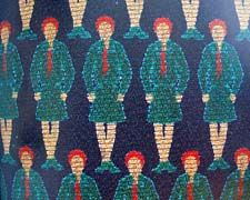 Soviet textiles.  Want.