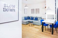 #slowdown #strongblue #livingroom #17pixeli.com
