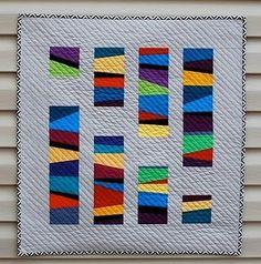 modern quilt art | Modern Quilting! | Art Quilts