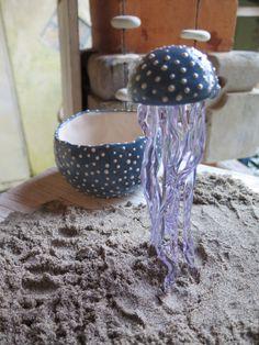 Jellyfish ubur-ubur   On the way  ubud