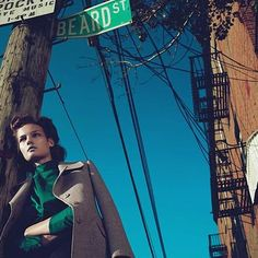 Fall in Brooklyn 2010 #mertandmarcus
