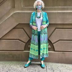 How to wear green over 40 | For more style inspiration visit 40plusstyle.com