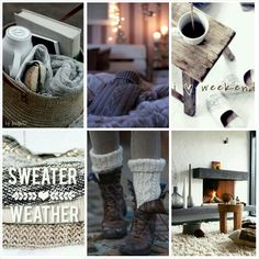 Warm & Cozy. #moodboard