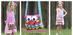 Free Owl Purse Crochet Patterns Are Perfect for Beginners