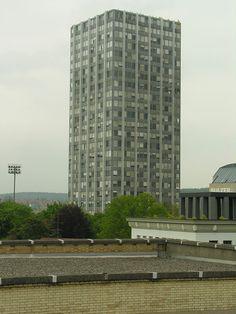 Panoramio - Photo of sulzer hochhaus