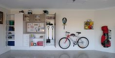 The main purpose of a garage is to store and protect your vehicles. The advantages of having a garage is that it can keep the car warm in winters and cool in summers thereby protecting the finish of the vehicle. For more info visit @ http://www.garagestorageideas.org/