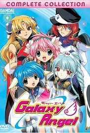 Galaxy Angel Season 2 Episode 10. The astronomical adventures of the Angel Brigade, a squad of females dispatched to retrieve powerful objects scattered around the Milky Way.