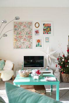 giochi di carta: My Living Room at Christmas ♥