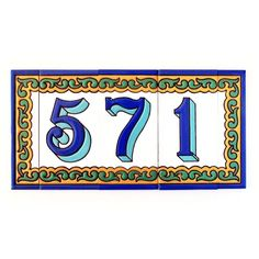 Door Number Plaque Sign House Address Modern Plate Street Custom Digits Decor  | eBay http://www.ebay.com/itm/Door-Number-Plaque-Sign-House-Address-Modern-Plate-Street-Custom-Digits-Decor-/263092299320?utm_campaign=crowdfire&utm_content=crowdfire&utm_medium=social&utm_source=pinterest