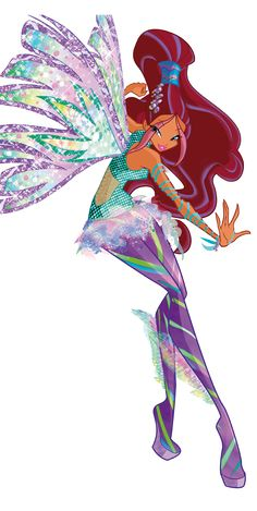 Aisha | Winx Club