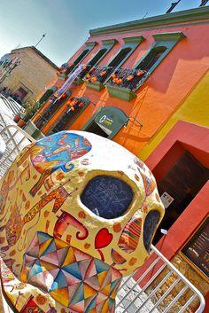 Día de Muertos en Oaxaca, Mexico SitiosdeMexico.com - Directorio Turístico y de Entretenimiento - Valora, Comenta y Gana!
