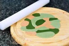 Image result for how to make fondant soldier