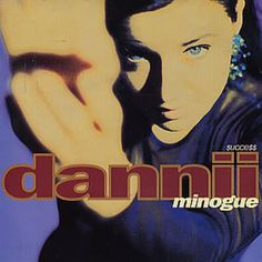"Dannii Minogue Success UK 7"" Vinyl Record MCS1538 Success Dannii Minogue 5011781153873 58187"