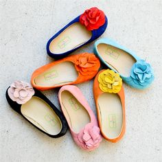 darling flats for girls