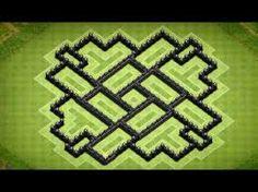 Image result for town hall 7 dark elixir farming base