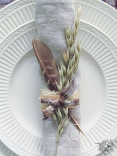 DIY Napkin Rings, DI