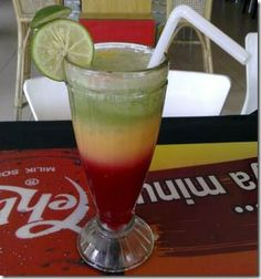 Juice Tiga Rasa, Riau