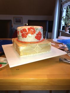 Cake, Desserts, Food, Fondant Cakes, Tailgate Desserts, Deserts, Kuchen, Essen, Postres