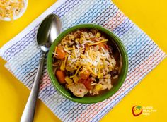 Taco Soup in the Rice Cooker | Healthy Ideas for Kids