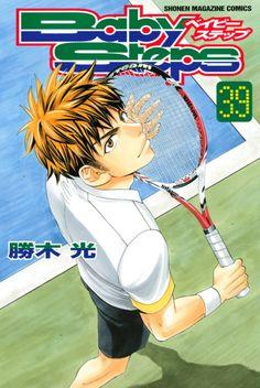 """Un """"gran anuncio"""" para el Manga de Baby Steps el primero de Junio."""