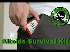 Altoids Survival Kit 2.1