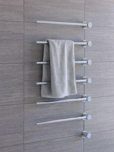 Vola heated towel rails