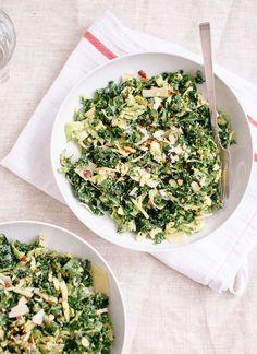 Una ensalada verde que te dejará satisfecho | 23 comidas saludables que todos deberían saber cómo cocinar