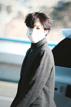 [180124] #EXO #KAI @Korea  to Japan