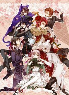 Alice in Wonderland | K Project #anime